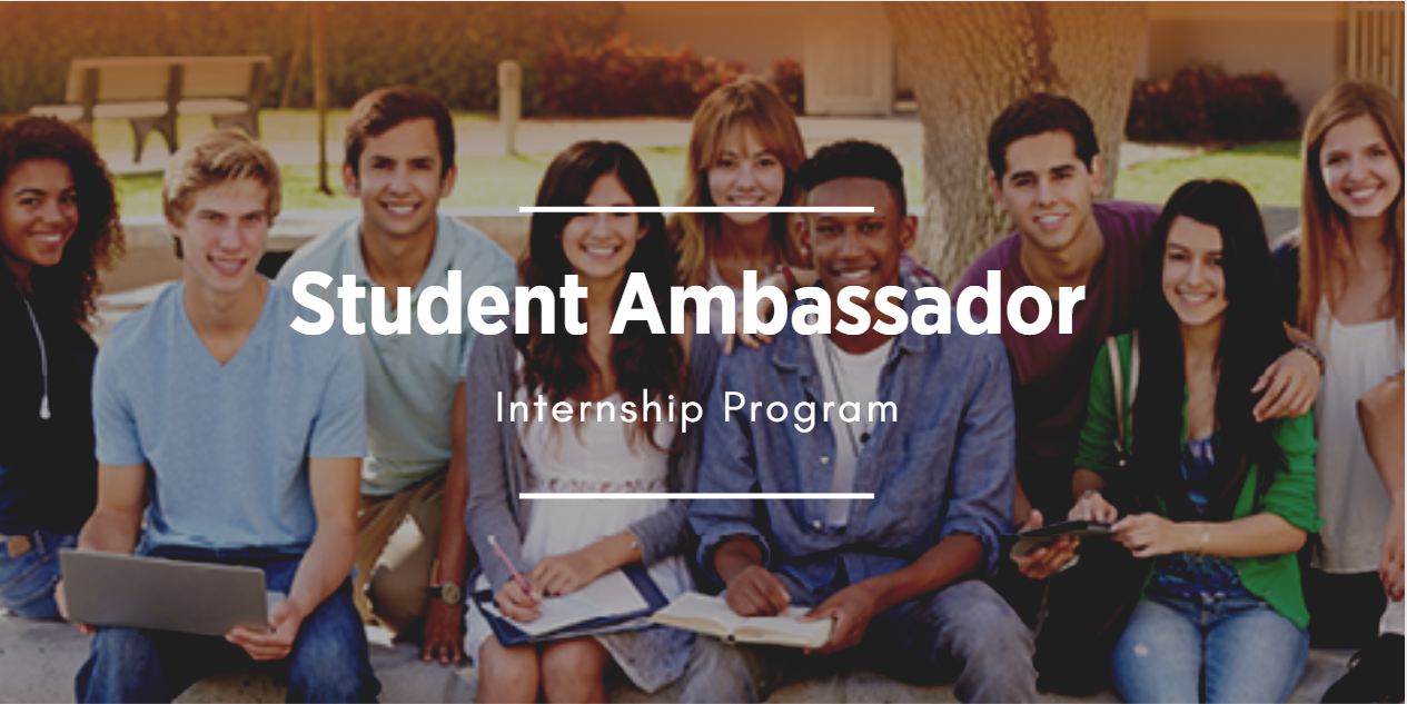 Student Ambassador Internship Program